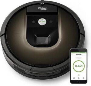 iRobot Roomba 981 gadgets voor mannen