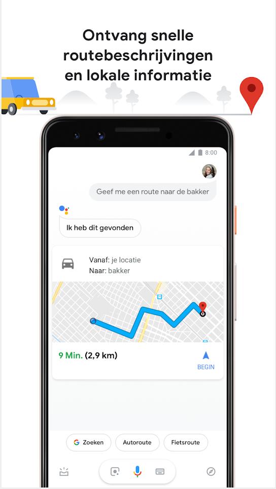 Google Assistant speaker