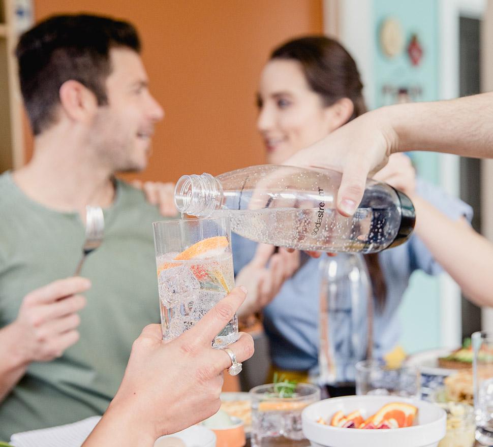 Sodastream bruiswatertoestel